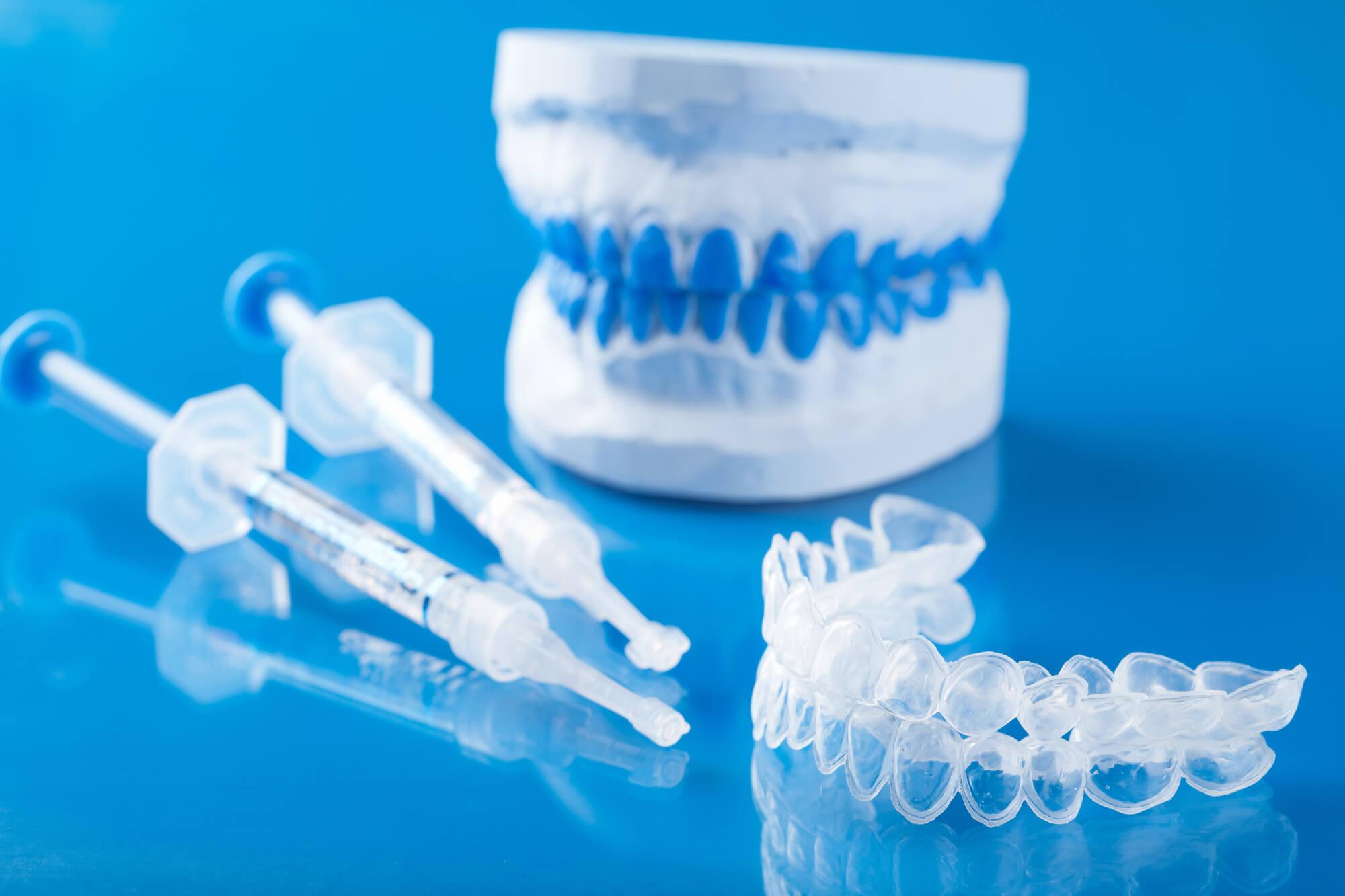 How Does Teeth Whitening Gel Work?
