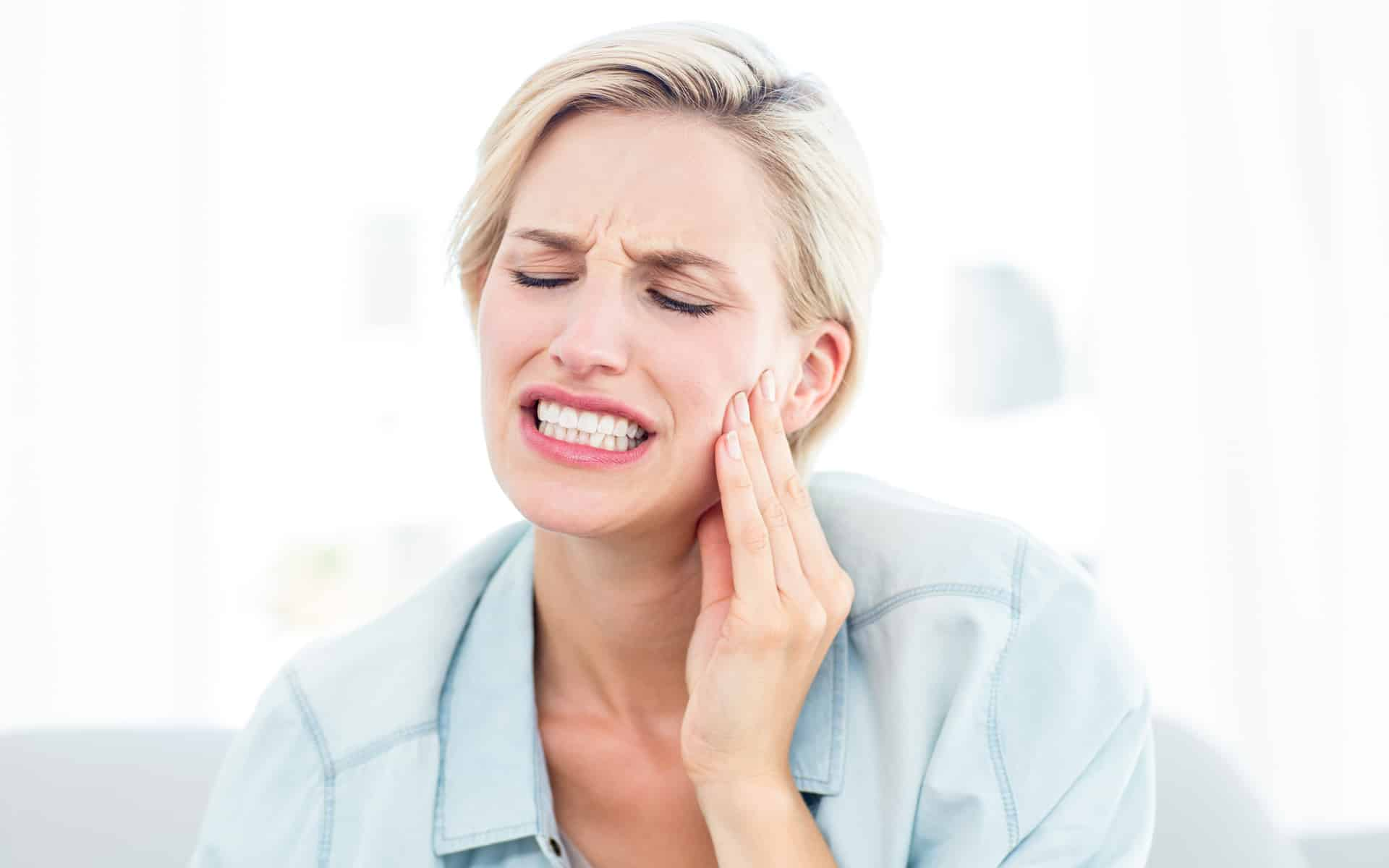 What are the most common emergency dental care treatments required?